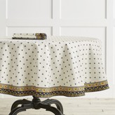 "Williams-Sonoma Williams Sonoma Sicily Tablecloth, 70"" Round"