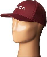 RVCA Curved Bill Snapback