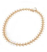 AllSaints Stone Bar Collar Necklace