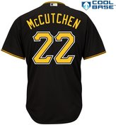 Majestic Andrew McCutchen Pittsburgh Pirates MLB Men's Cool Base Alternate Jersey (5XL)