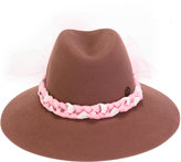 Maison Michel Kate hat - women - Nylon/Polyester/Wool Felt - XL