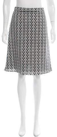 Derek Lam Wool A-Line Skirt w/ Tags