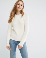 Pepe Jeans Camelia Cable Knit Jumper