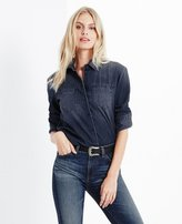 AG Jeans The Hartley Clean Shirt With Pockets