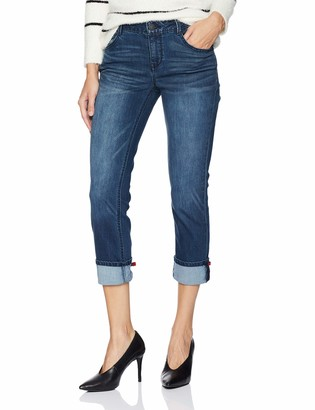 Democracy Women's Flex ellent Coolmax Slim Straight Crop