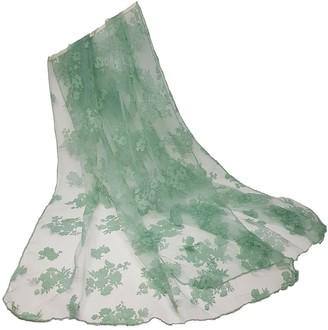 World of Shawls Elegant Dew Drop Trim Velvet Feel Net Scarf Wrap Shawl Large Soft Wedding Party Occasion (Hot Pink)