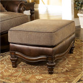 Signature Design by Ashley Claremore Ottoman