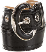 Tod's Patent Leather Waist Belt