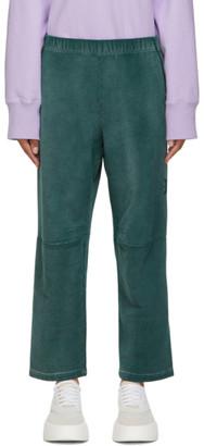 MM6 MAISON MARGIELA Green Faded Lounge Pants