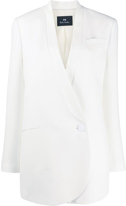 Paul Smith Relaxed-Fit Double Breasted Blazer