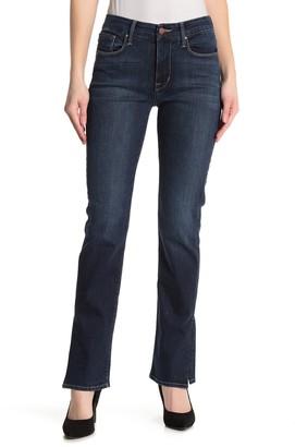 Fidelity Rev High Rise Straight Leg Jeans