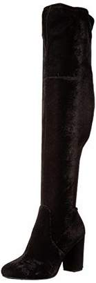 Kenneth Cole New York Women's Abigail Over The Knee Heeled Boot