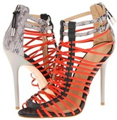 L.A.M.B. Payton (Red/Black/Grey) - Footwear
