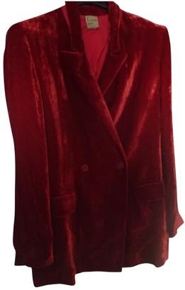 Krizia Velvet Jacket for Women