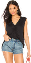 David Lerner Sleeveless Boxy Tee