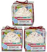 Fizz & Bubble Bubble Bath Cupcakes - Set of 3
