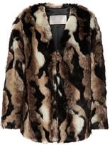 Tart Collections Rella Faux Fur Coat