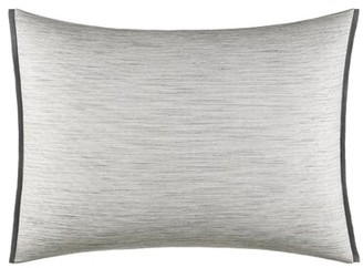 Vera Wang Grisaille Weave Sham Size: King