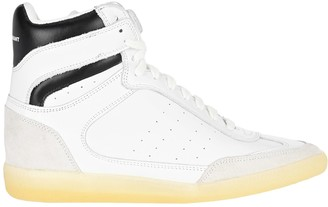 Isabel Marant High Top Bryvee Sneakers