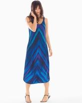 Soma Intimates Sleeveless Tank Midi Dress