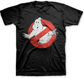 JEM Men's Big & Tall Ghostbusters Graphic-Print T-Shirt