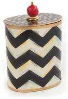 Mackenzie Childs Zig Zag Cotton Box