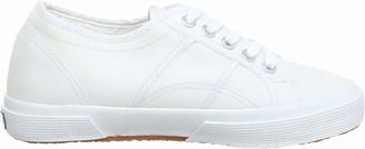 Superga Unisex Adults 2750-Plus Cotu Flatform Pumps White (9 UK (43 EU)