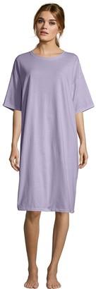Hanes Women's Wear-Around Lounge Shirt