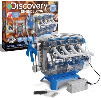 Discovery Mindblown Discovery #Mindblown Toy Kids Model Engine Kit