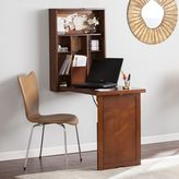 Sei Torrey Wall Mount Fold Down Desk
