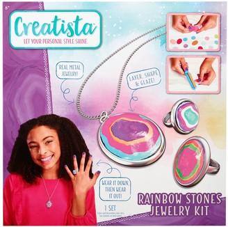 Mattel Creatista Rainbow Stones Jewelry Kit