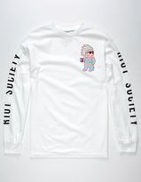 Riot Society Pastel Tribal Bear Mens T-Shirt