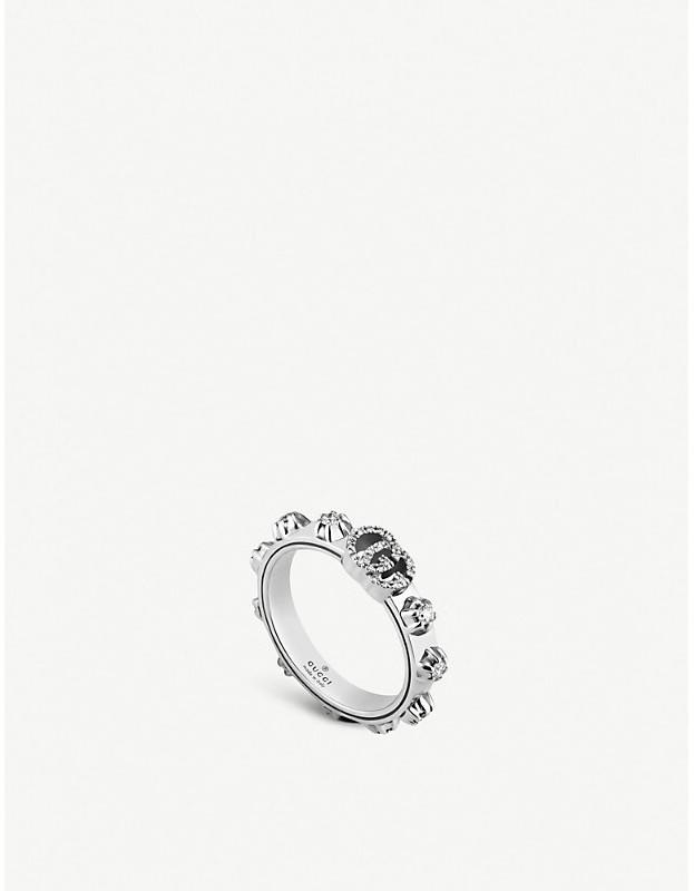 d662a70d9 Gucci White Rings - ShopStyle