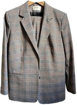 BA&SH Spring Summer 2019 Brown Wool Jackets