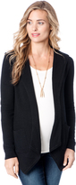 A Pea in the Pod Splendid Long Sleeve Hooded Maternity Cardigan