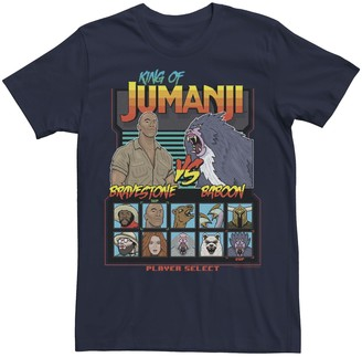 Victoria's Secret Men's Jumanji: The Next Level Bravestone Baboon Player Select Tee