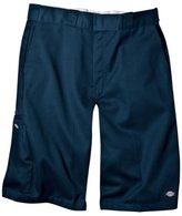 Dickies Men's 13 Inch Loose Fit Multi-Pocket Work Short, Dark Navy, 38