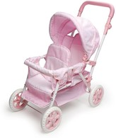 The Well Appointed House Folding Double Stroller for Dolls
