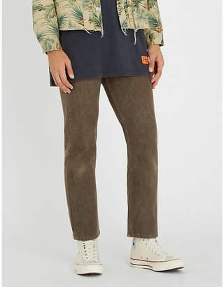 Redline VINTAGE LEVI'S 1980 501 regular-fit straight jeans