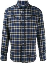 Valentino plaid shirt - men - Cotton/Wool - 39