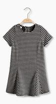 Esprit Jacquard pattern, knit cotton blend dress