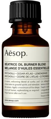 Aesop Beatrice Oil Burner Blend (25ml)