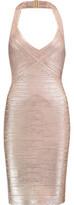 Herve Leger Jessilyn Bandage Dress