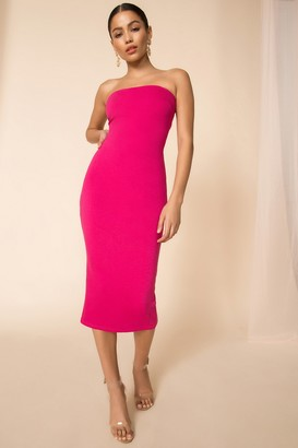 superdown Lilian Strapless Dress