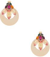 Anton Heunis Floral Motif Earring