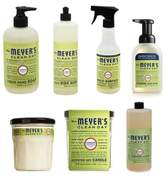 Mrs. Meyer's Clean Day Therapeutic Lemon Verbena Cleaning Products