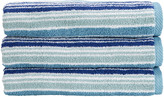 Christy Bamford Stripe Towel - Fresh - Bath Sheet