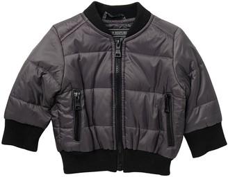 Urban Republic Ribbed Collar Bomber Jacket (Baby Boys)