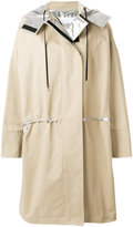 Paco Rabanne oversized raincoat