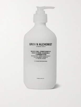 GROWN ALCHEMIST Nourishing Conditioner 0.6 - Damask Rose, Camomile and Lavender Stem, 500ml - Men - Colorless